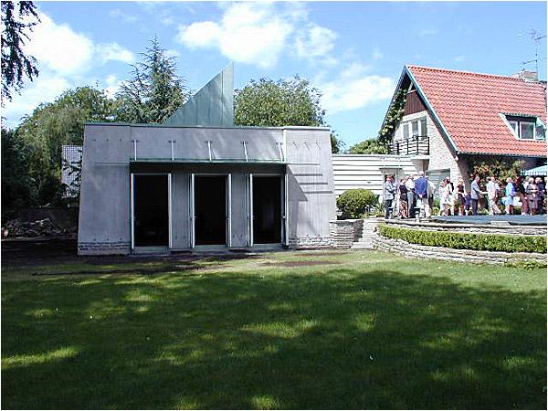 Yukie Haus, Malmö, arkitekt Lars Asklund
